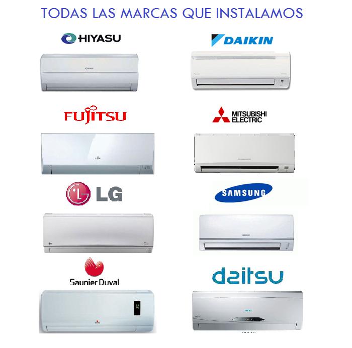 Marcas De Aires Acondicionados Inverter Airea Condicionado