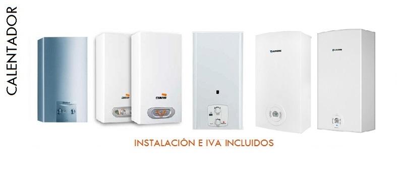 Empresa instaladora de gas natural calderas de gas aires for Instaladores de calderas de gas
